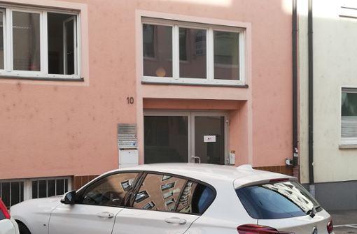 Zwei Parkplätze an der Moserstraße sollen weg