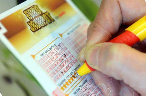 Beim Eurojackpot hat auch ein Spieler aus Baden-Württemberg einen Millionen-Gewinn eingestrichen. Foto: dpa