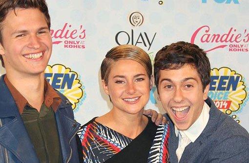 Die US-Kids lieben Shailene Woodley