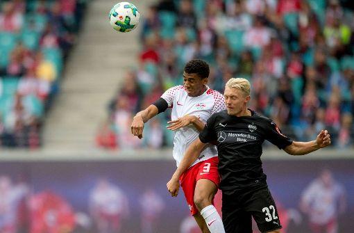 VfB startet schwungvoll in die Partie