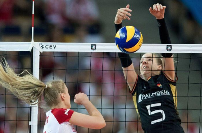 "Volleyballerin Jana-Franziska Poll: ""Allianz MTV Stuttgart hat ein Top-Team"""