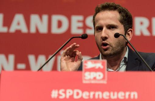 """Juso-Landeschef: Ausscheiden von Gabriel ist """"richtig und notwendig"""""""