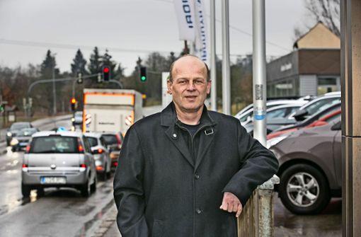 Betroffene sehen Fahrverboten  unterschiedlich