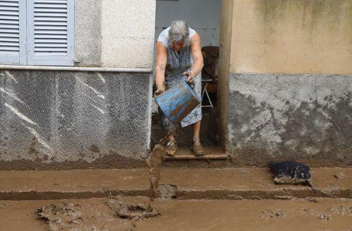Mallorca: Aufräumen nach der Sturzflut