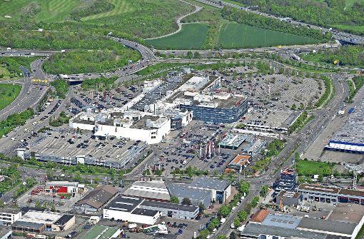 Das Breuningerland erschreckt die Stadt