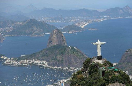 425 Sportler bereit für Rio