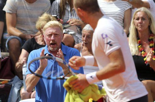 Deutsches Davis-Cup-Team bleibt erstklassig