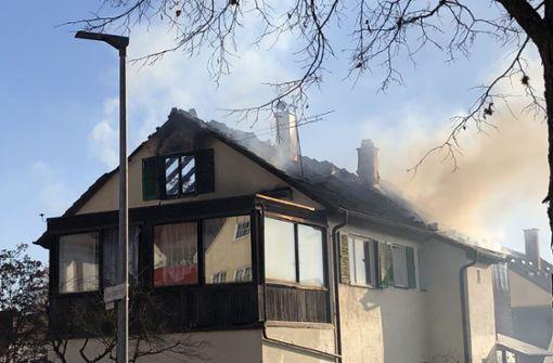 Bei Wohnungsbrand in Zell ist Bewohner ums Leben gekommen