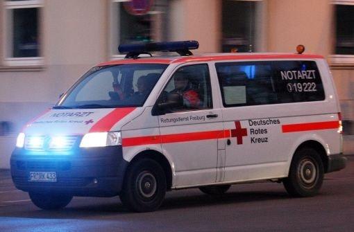 Klinikum ludwigsburg: trockner brennt: 14 leichtverletzte