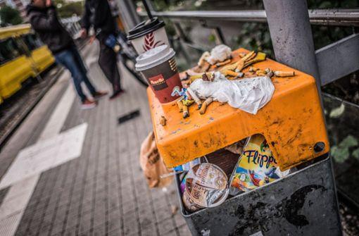 Die Stadt kämpft gegen ihre Schmuddelecken