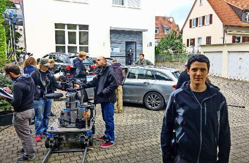 Rico von der Soko ermittelt zu Hause – in Gaisburg