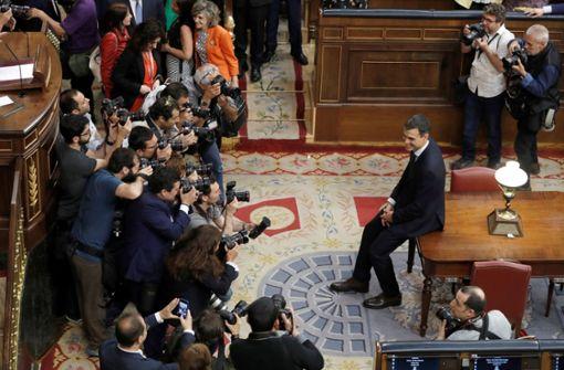 EU-Spitzen nehmen Sozialisten Sánchez in die Pflicht