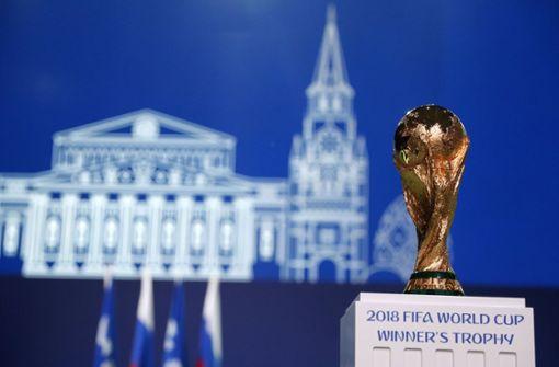 Die Fifa hat entschieden: Amerika, Kanada und Mexiko tragen die Fußball-WM 2026 Foto: AP