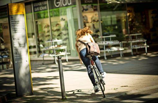 Zahl der verletzten Fahrradfahrer steigt