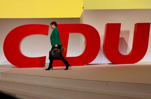 Sieben Erkenntnisse aus dem CDU-Parteitag