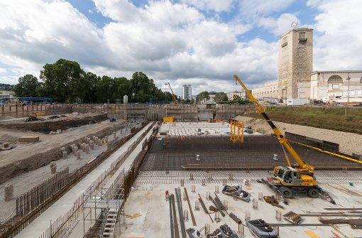 Die Stuttgarter Netze AG klagt gegen das Eisenbahnbundesamt. Foto: dpa
