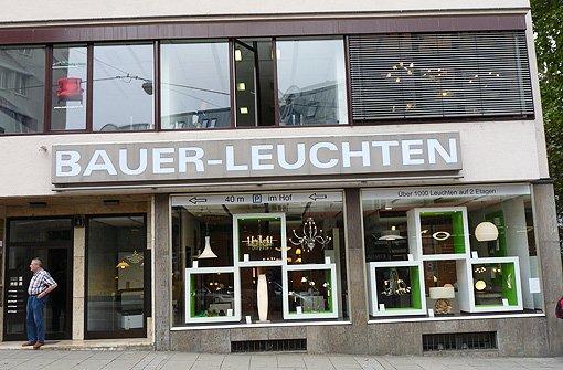 Lampen Bauer Stuttgart