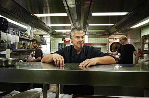 Den Patron der Speisemeisterei, Frank Oehler, trifft die Insolvenz besonders hart. Foto: Heinz Heiss