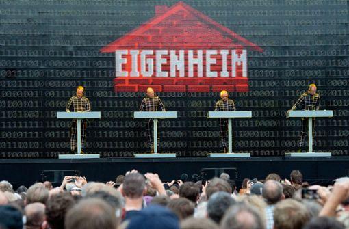 Auch dieses Mal hatten sie wieder eine große digitale Show im Gepäck.  Foto: Oliver Willikonsky - Lichtgut