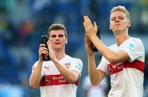 2:2 – VfB zeigt in Sinsheim Moral und wird belohnt