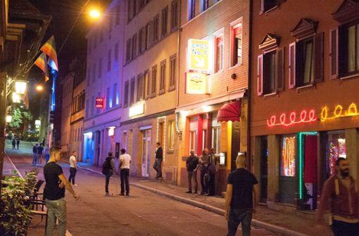 Eine Bande soll das Rotlichtviertel mit Kokain versorgt haben. (Archivfoto) Foto: Lichtgut - Oliver Willikonsky
