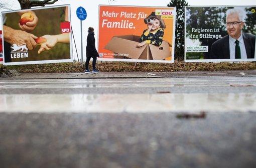 Enges Ringen um die letzte CDU-Bastion