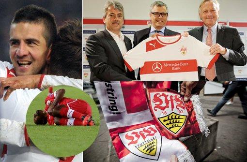 Was war los beim VfB Stuttgart im Jahr 2012? Klicken Sie sich durch unseren großen Jahresrückblick. Quelle: Unbekannt