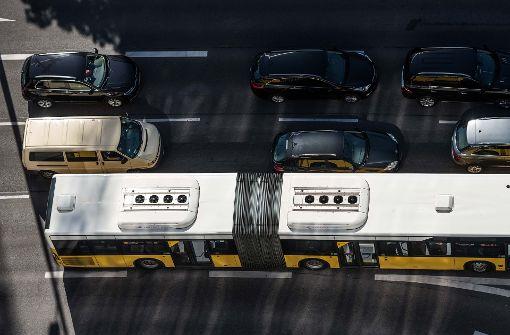 Fahrverbot in Stuttgart kommt frühestens 2020