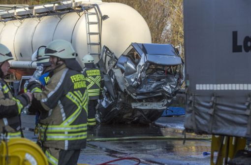 Polizei alarmiert wegen Lastwagenunfällen