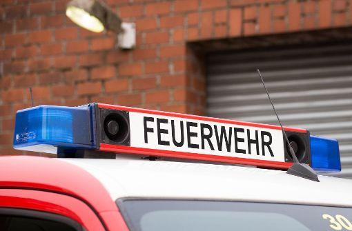 Brand in Krankenhaus – fünf Patienten verletzt