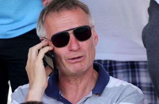 Michael Reschke lobt Bayern-Sportdirektor Salihamidzic