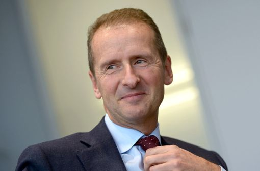 Herbert Diess wird neuer Konzernchef