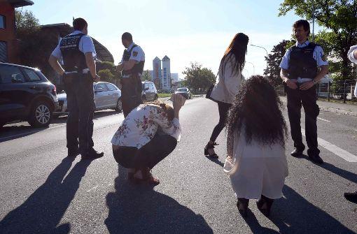 Durch die Schüsse in einer Konstanzer Diskothek ist ein Mensch ums Leben gekommen. Foto: dpa
