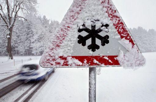 Fällt am Wochenende der erste Schnee?