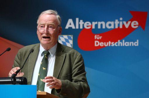 Historiker werfen Gauland Parallelen zu Hitler vor