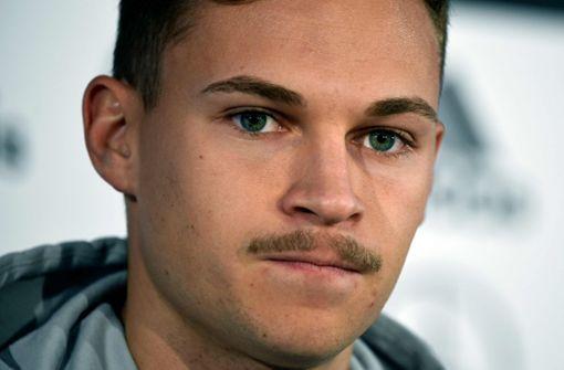 """Joshua Kimmich – the next Rudi Völler"""