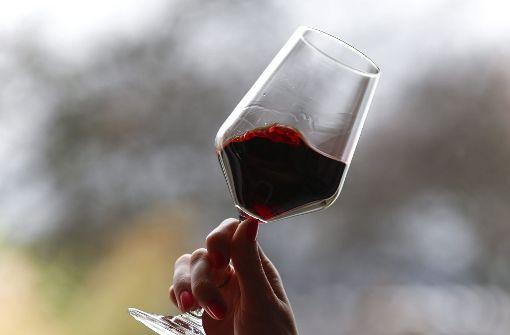 Teuren Bordeaux palettenweise geklaut