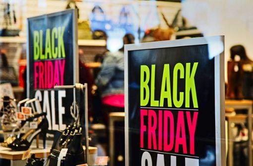 """Deutschland im """"Black-Friday""""-Fieber"""