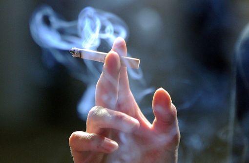 Immer jüngere Raucher in Baden-Württemberg