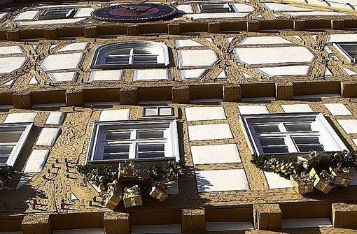 Neubau ja, Anbau am Alten Rathaus nein