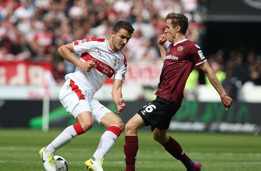 Platz zehn: Der junge Schweizer Anto Grgic hat einen Notenschnitt von 3,11. Foto: Pressefoto Baumann
