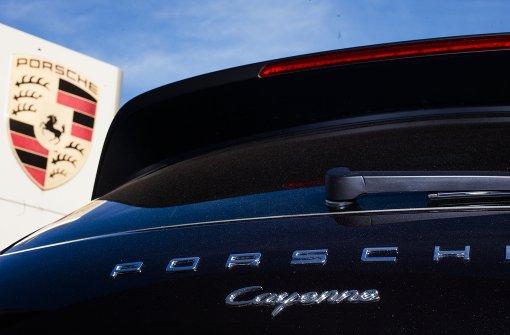 120.000 Euro teurer Porsche gestohlen