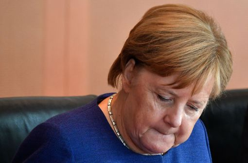 Merkel vergibt eine Chance