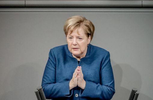 Merkels Einsatz kommt zu spät