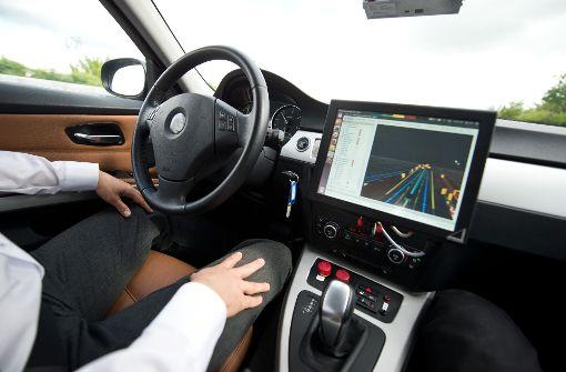 Den Fahrzeugen fehlt bislang die nötige Intelligenz