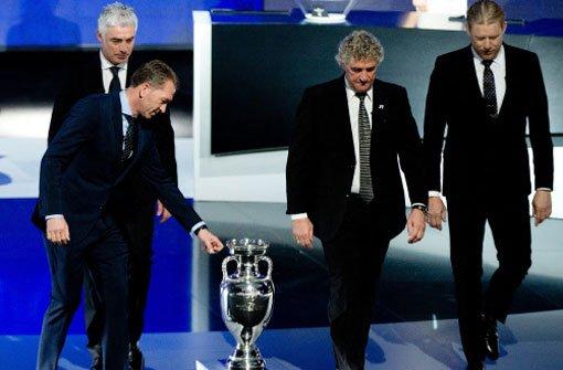 Deutschland klarer Favorit in Gruppe D