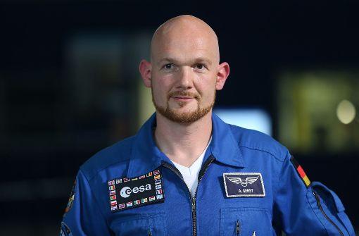 Astronaut Alexander Gerst wird erneut ins All fliegen. Foto: dpa