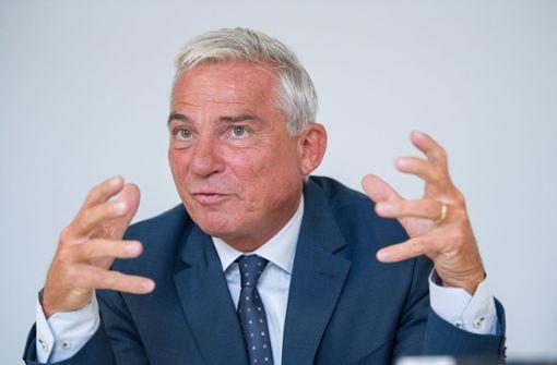 Thomas Strobl will erneut als CDU-Bundesvize kandidieren