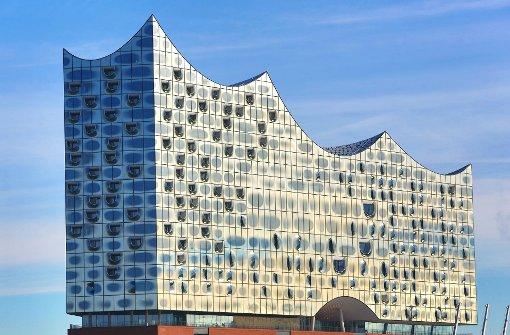 15 Jahre haben Planung und Bau der Elbphilharmonie in Hamburg  gedauert. Foto: epd