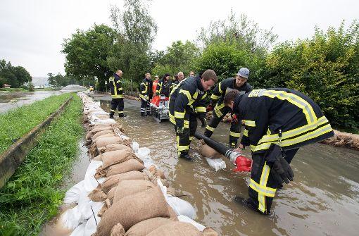 Lage in Hildesheim bleibt angespannt